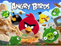 Disque d azyme Angry birds a4