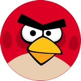 Disque d azyme Angry birds