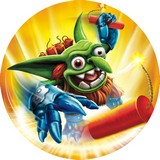 Disque d azyme skylanders Boomer