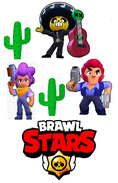 Kit azyme Brawl Stars