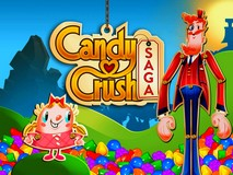 disque azyme Candy crush