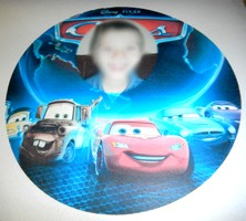 Disque azyme Cars photo