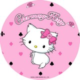 Disque azyme Charmmy Kitty