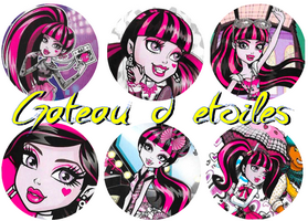 Cupcakes Monster High
