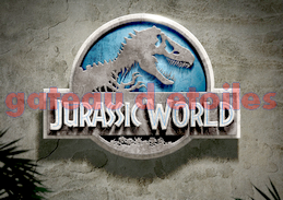 Disque azyme Jurassic World