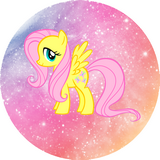 Disque azyme My little Pony Fluttershy