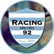 Disque azyme rugby Rancing métro 92