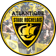 Disque azyme rugby La Rochelle