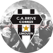 Disque azyme rugby Brive