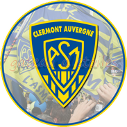 Disque azyme rugby Clermont Auvergne