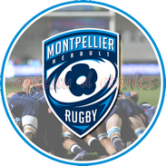 Disque azyme rugby Montpellier