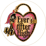 Disque azyme ever after high