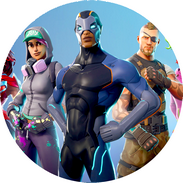 Disque azyme Fortnite