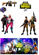Kit azyme Fortnite