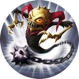 Disque d azyme skylanders Ghost roadster