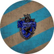 Disque azyme Harry Potter Serdaigle
