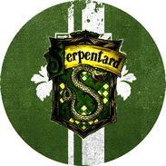 Disque azyme Harry Potter Serpentard