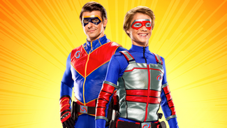 Henry Danger disque azyme