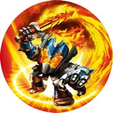 Disque d azyme skylanders Ignitor