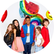 Disque azyme Kids United