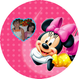Disque azyme Minnie Photo