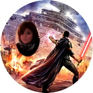 Disque azyme Star wars 7
