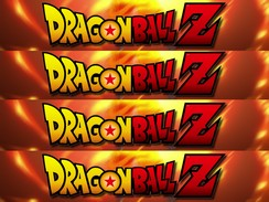 Rubans azyme dragon Ball z ruban