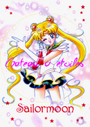 Plaque azyme Sailor Moon