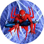 Disque azyme Marvel SpiderMan
