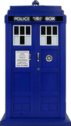 Doctor who le tardis